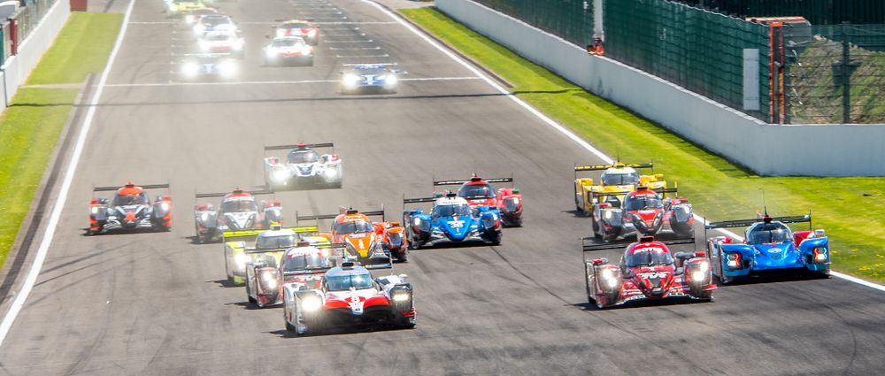 The WEC Is Mixing Up Race Lengths For The 2019/20 Season