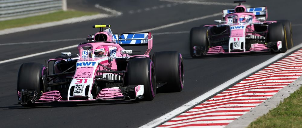Force India Has Found A Buyer And Will Exit Administration