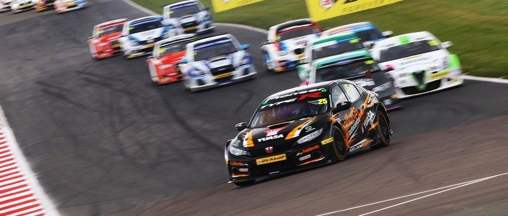 Why The BTCC Introducing Hybrid Power Is A Big Deal For Motorsport
