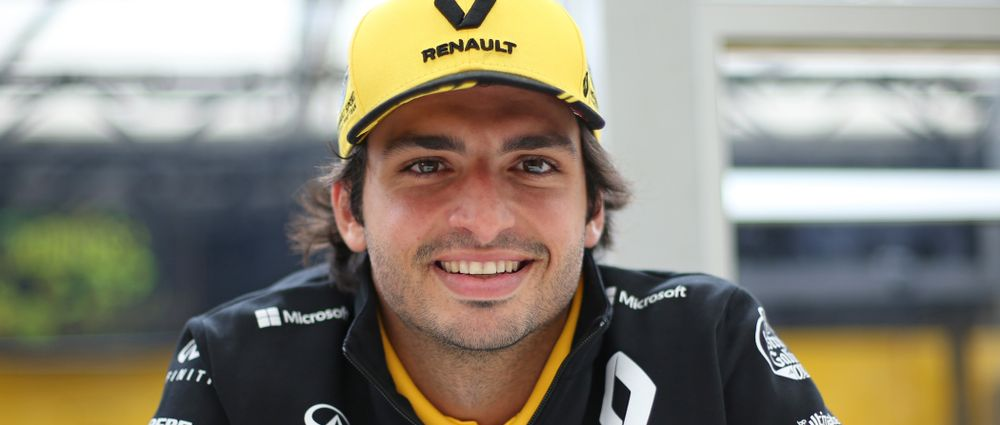Carlos Sainz Has Joined McLaren For 2019