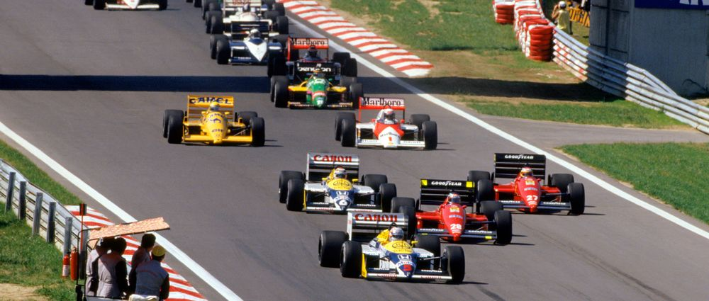 On This Day In F1 - Palmer Wins For Tyrrell In Hungary (Sort Of)