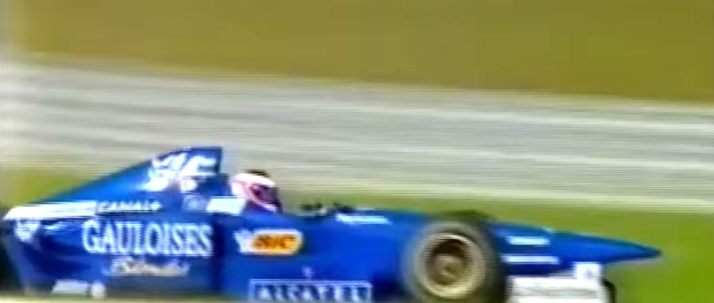 On This Day In F1 - Engine Failure Denied Trulli And Prost An Incredible Result