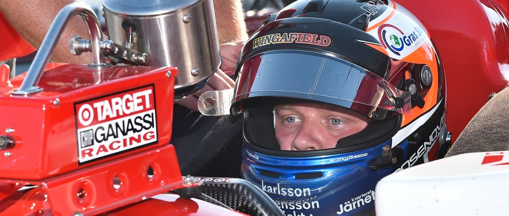 Felix Rosenqvist Is Off To IndyCar With Chip Ganassi Next Year