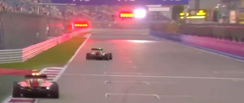 GP3 Qualifying Ended In The Dark For Some Reason