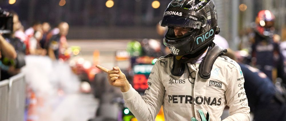 On This Day In F1 - Nico Rosberg Takes Probably His Best Win
