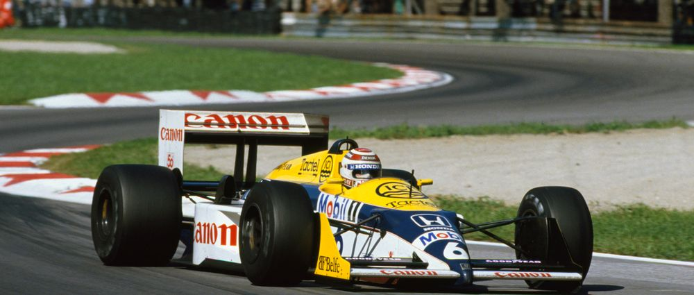 On This Day In F1 - Piquet Wins At Monza And F1's Most Experienced Driver Retires
