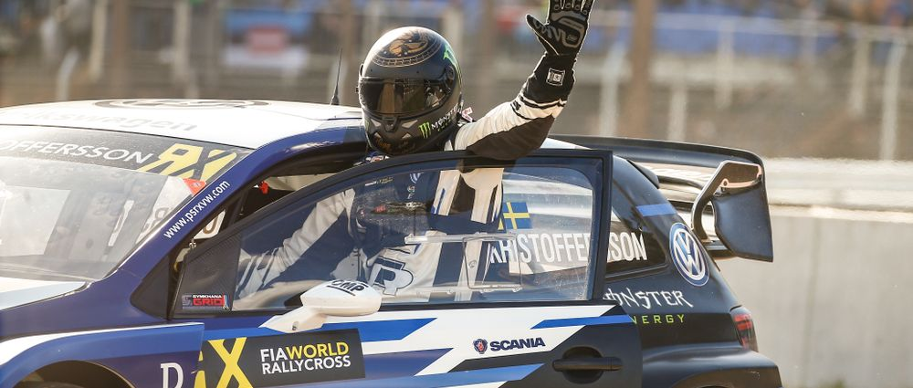There Are No Prizes For Guessing Who Won The World RX Event In Latvia