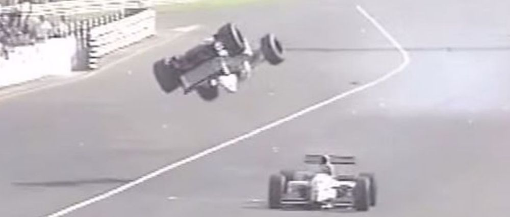 On This Day In F1 - Fittipaldi Pulled Off An Amazing Backflip