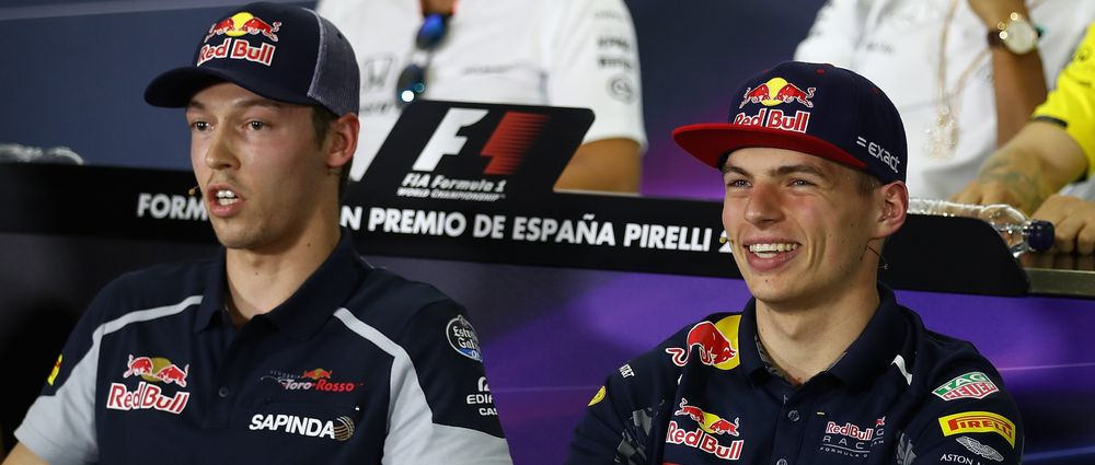 7 Times F1 Drivers 'Swapped Seats' With Each Other