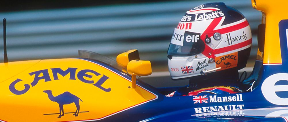 On This Day In F1 - Mansell Sets Some Season-Long Records