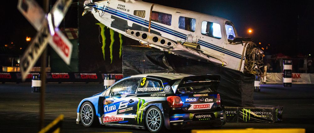 Gymkhana GRiD Is Heading Back To South Africa This Year