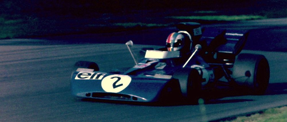 On This Day In F1 - Francois Cevert Wins His First And Only Grand Prix