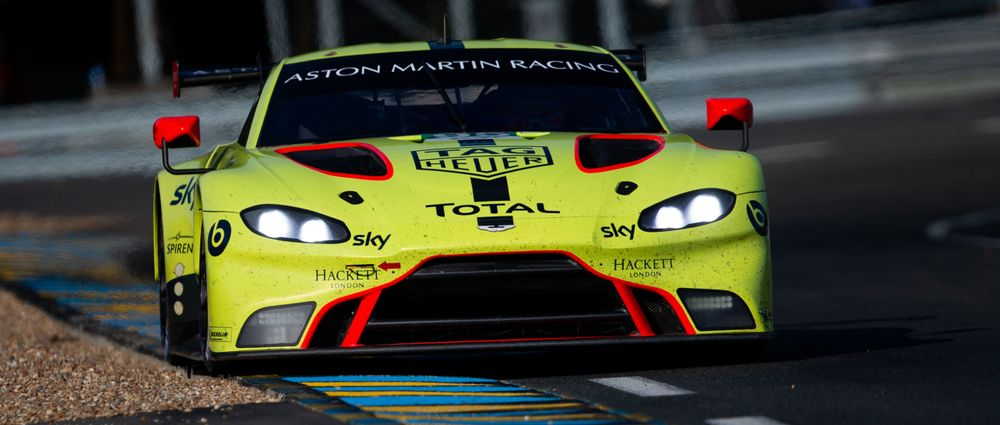 Aston Martin Is Entering The DTM Next Year