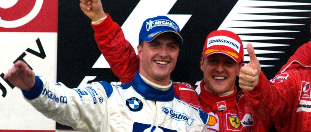On This Day In F1 - The Schumacher Brothers Finish One-Two For The Final Time