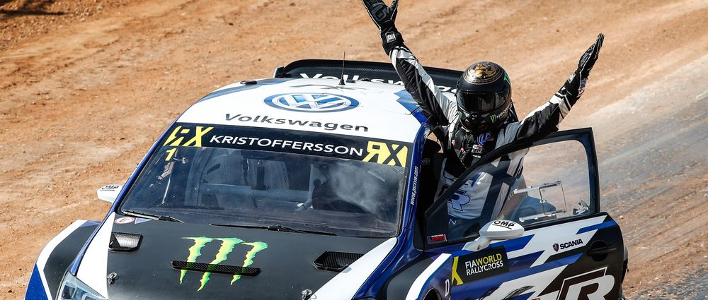 Kristoffersson Seals His Second World RX Championship At COTA With His Ninth Win Of The Season