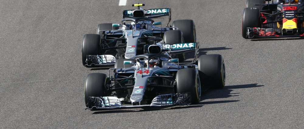 The Mercedes Drivers Disagree With Each Other Over The Pirelli Tyres