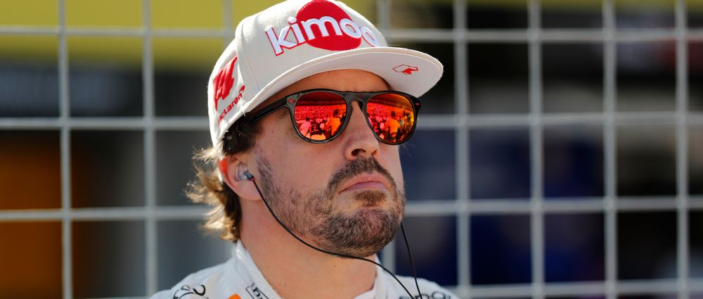Does Alonso's Unusual Suzuka Penalty Highlight A Problem With F1 Stewarding?