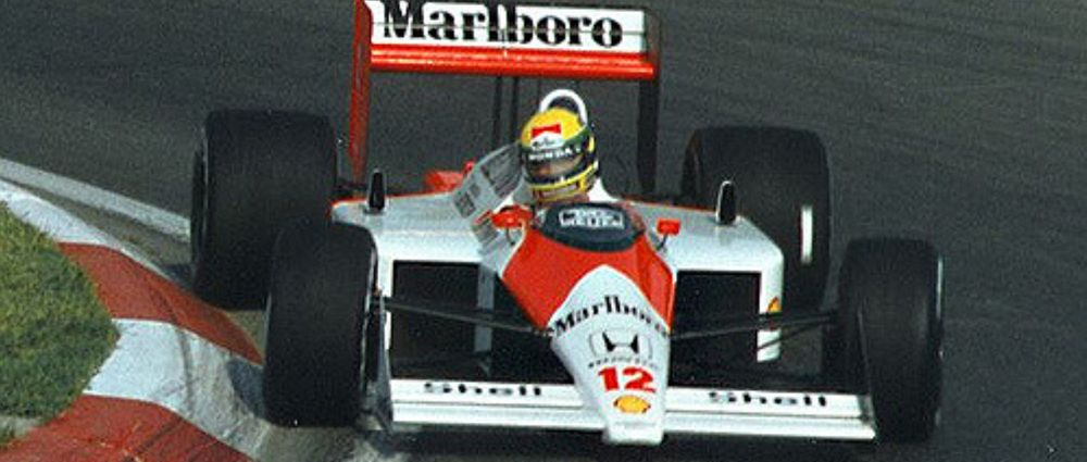 On This Day In F1 - Senna Won His First Championship