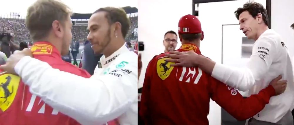 Vettel's Impeccable Sportsmanship Was The Highlight Of The Mexican GP