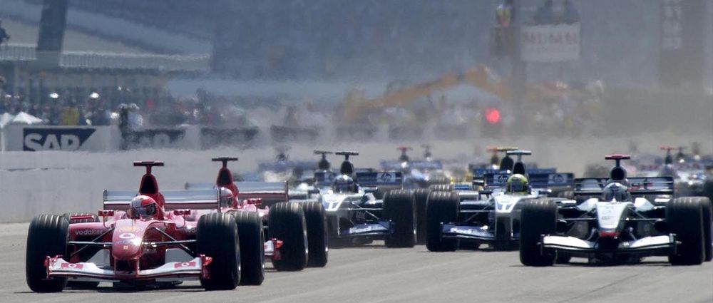 Do You Know These Unusual United States Grands Prix Facts?
