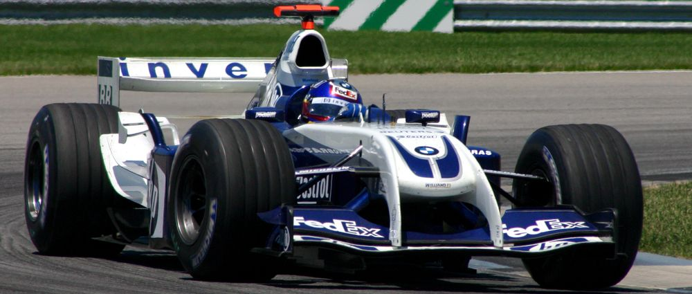 10 Utterly Terrifying Formula 1 Cars