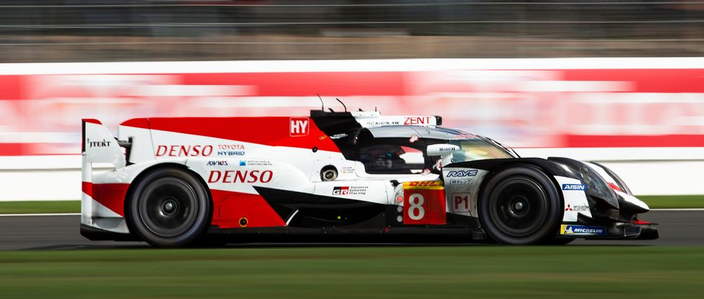 The WEC Has Made More Rule Changes To Try And Cut Down Toyota's Advantage