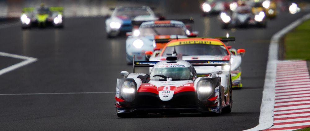WEC Drivers Are Amused By Alonso's Comments About The Speed Of The Toyota
