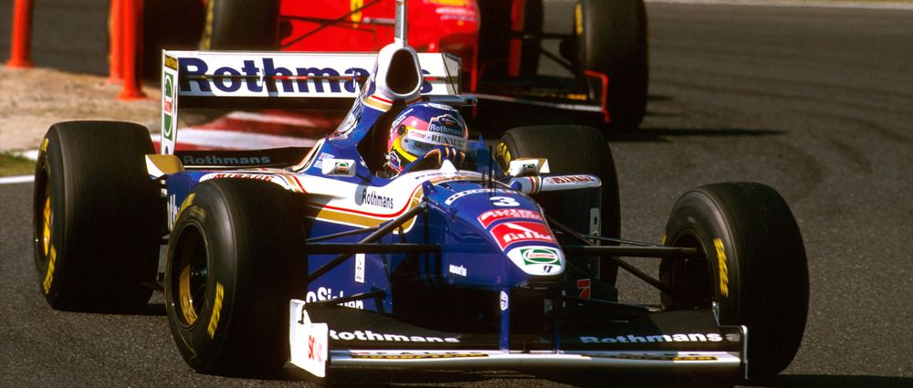 On This Day In F1 - Villeneuve Gets Disqualified For Speeding Under Yellows