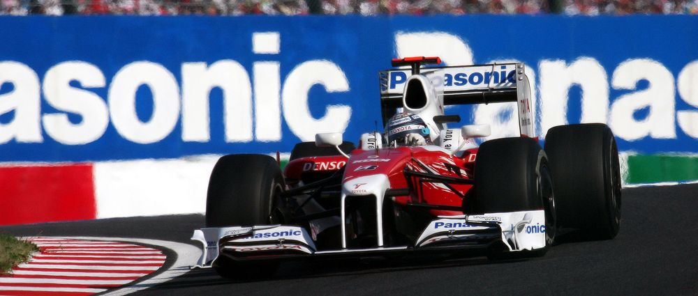 On This Day In F1 - Trulli Fought To Keep Toyota In The Sport