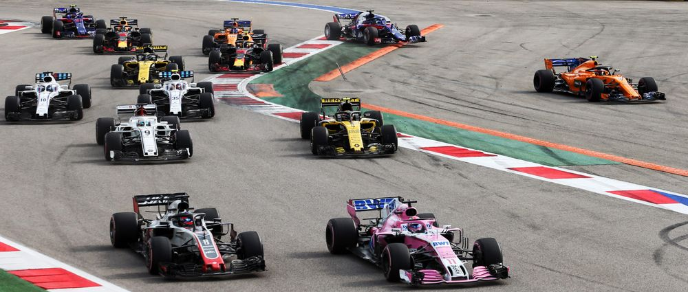 "Uh Oh, F1 Teams Have Had A Meeting To Discuss Ways To ""Improve The Show"""
