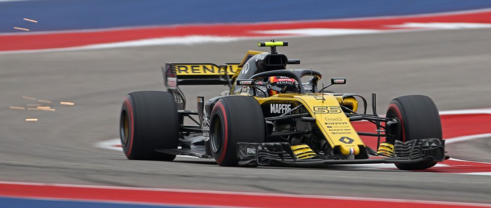 Why On Earth Did Carlos Sainz Get A Time Penalty In Austin?
