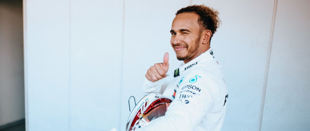 Hamilton Wants To See F1 Race Weekend Mash-Ups And Changes