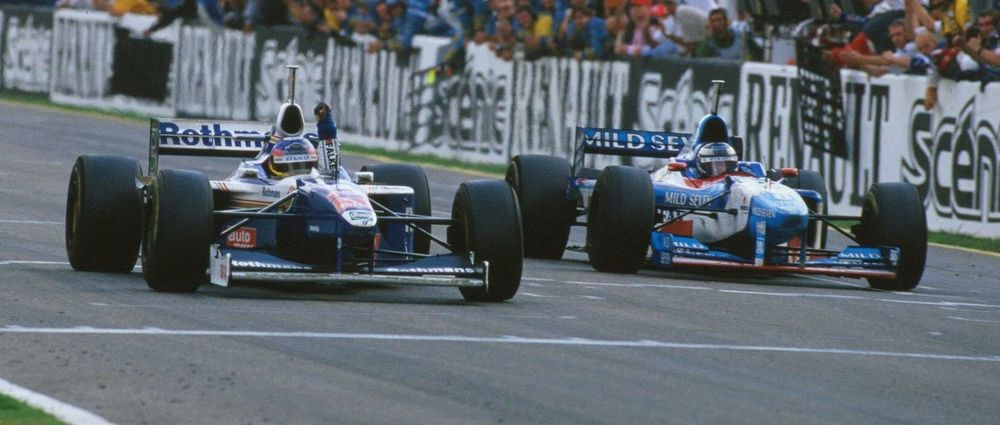 On This Day In F1 - Two Of The Most Dramatic Season Finales Ever Took Place