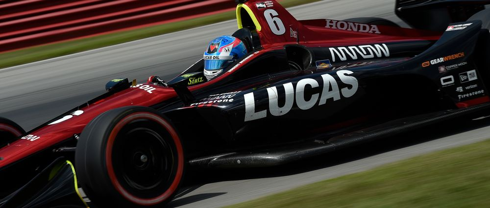 Robert Wickens Has Revealed That His IndyCar Crash Has Left Him Paralysed