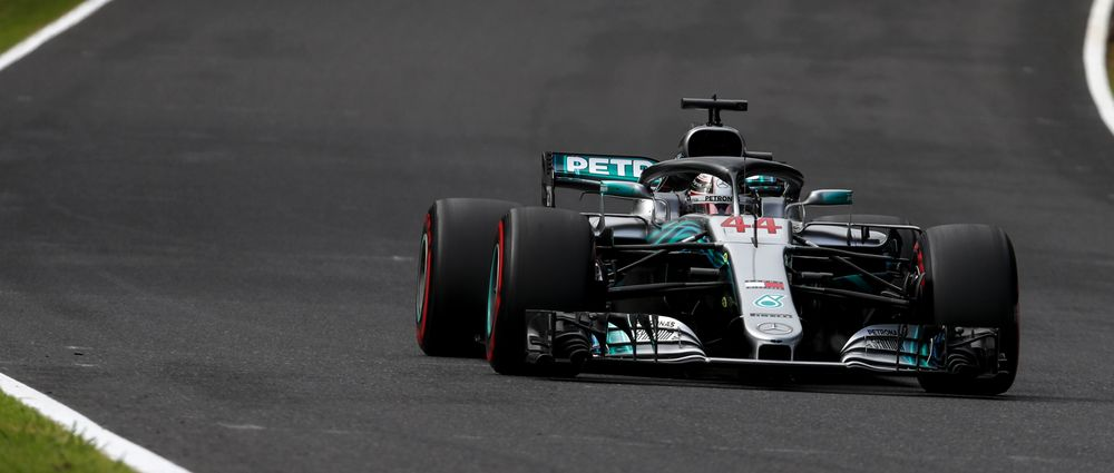 Vettel's Clumsiness Costs Him Again As Hamilton Puts One Hand On The Title