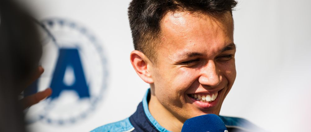 It Looks Like Albon Is Probably Going To Race For Toro Rosso In 2019