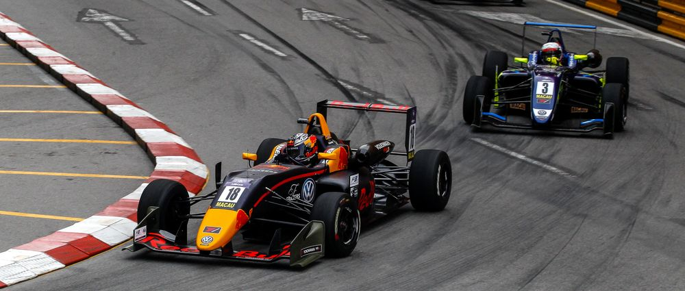 Watch All The Live Action From The 65th Macau Grand Prix Right Here