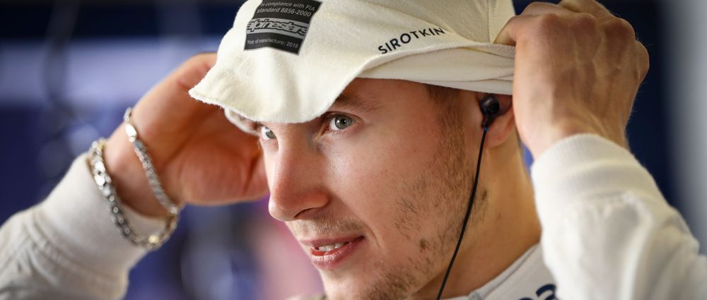 Sirotkin Is The Second-Best Driver Of 2018 According To A Sky Poll