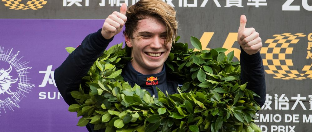 Dan Ticktum Will Race In The Formula 2 Season Finale This Weekend