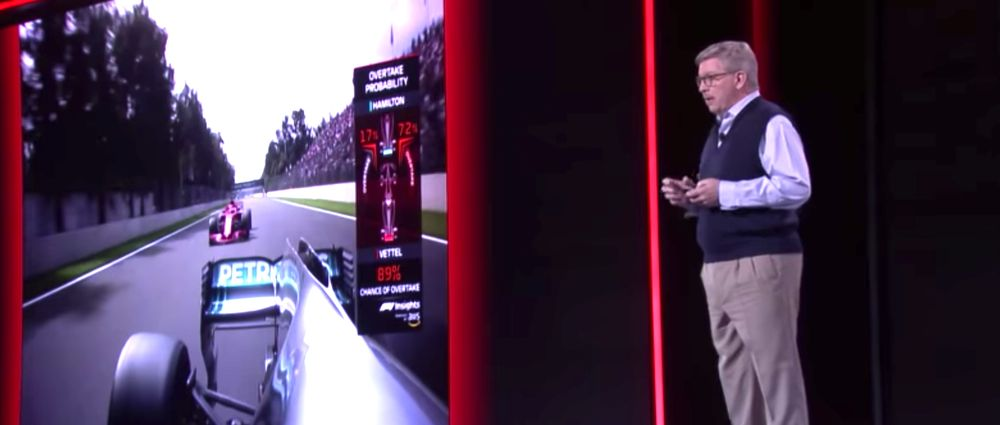 F1 Will Have New TV Graphics Next Year Which Could Be Used To Try And Improve The Sport
