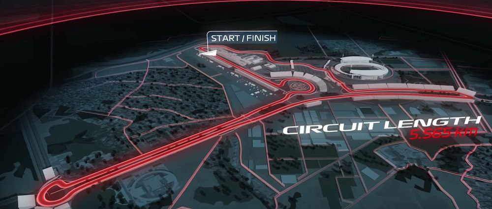 6 Things To Know About The New Vietnam Grand Prix Circuit
