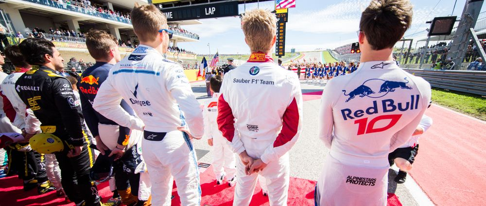 F1 Drivers Are Having A Meeting To Discuss The Problems With The Sport