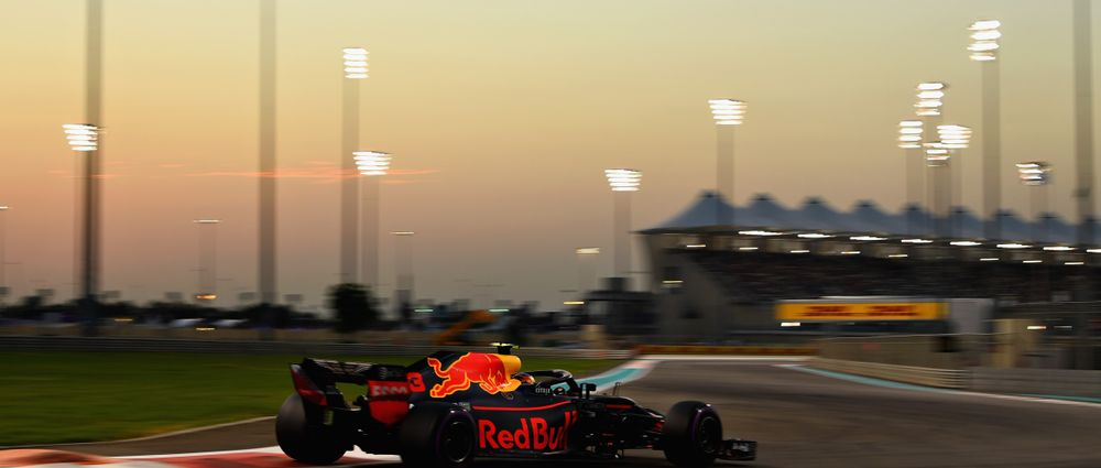 Here's The Driver Line-Up For The End-Of-Season Abu Dhabi Test
