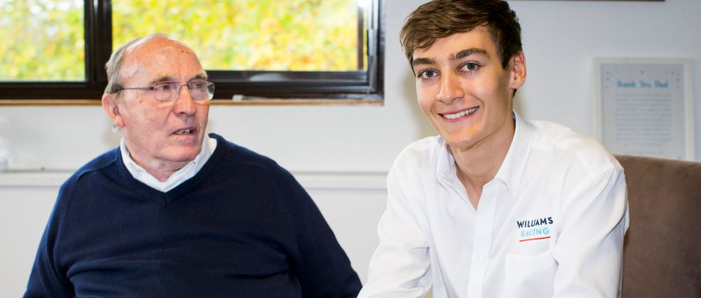 George Russell Tried To Get An F1 Drive This Year By Using PowerPoint