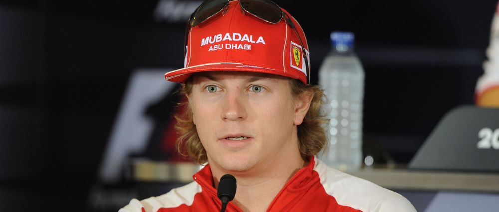 On This Day In F1 - Kimi Raikkonen Takes A Sabbatical