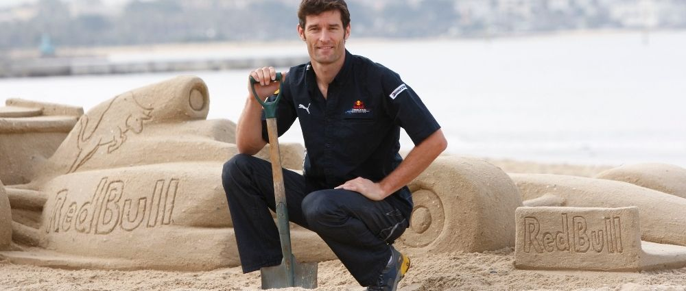 On This Day In F1 - Mark Webber Broke His Leg In A Cycling Accident