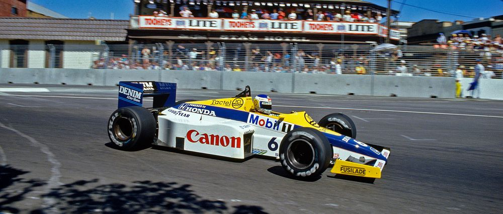On This Day In F1 - Keke Rosberg Takes His Last Win In The First Australian GP