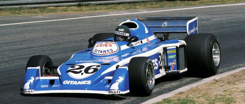 On This Day In F1 - Ligier Legend Jacques Laffite Was Born