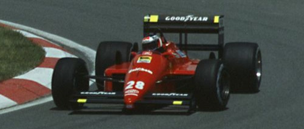 On This Day In F1 - Gerhard Berger Trolled The Field