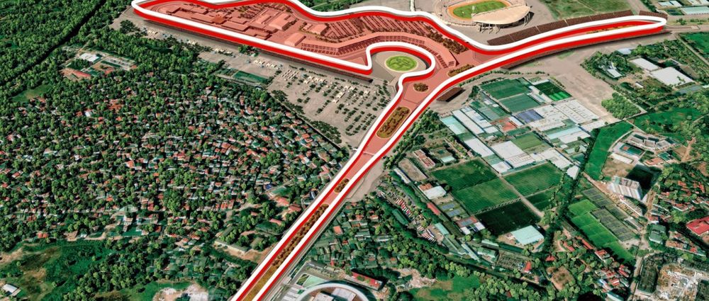 There's Going To Be A Vietnam Grand Prix On The F1 Calendar From 2020